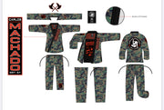Limited Edition Camo Uniform