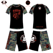 Limited Edition Camo Rashguard