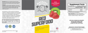 Kiwi Strawberry Red Superfood
