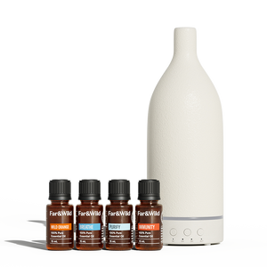 Load image into Gallery viewer, IMMUNITY KIT + CERAMIC DIFFUSER
