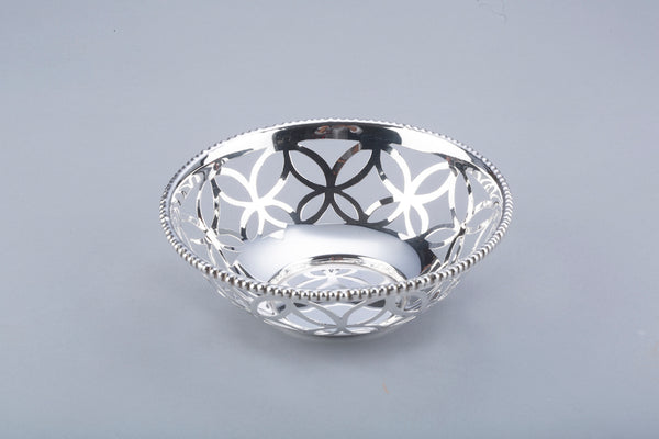 Jali Bowl with Beading