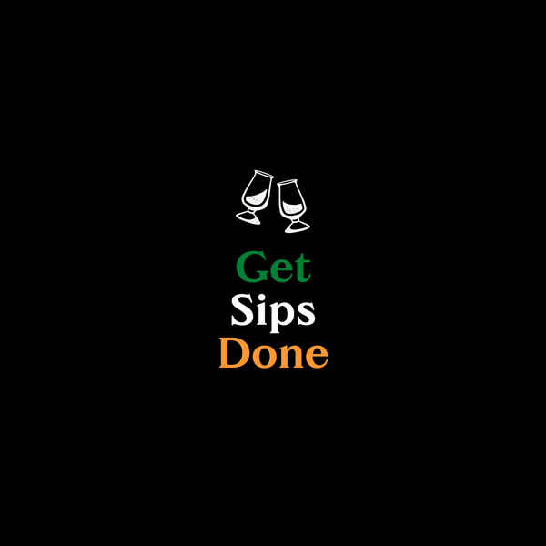 Get Sips Done Irish Flag Short-Sleeve Unisex T-Shirt