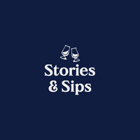 """Stories & Sips"" Short-Sleeve Unisex T-Shirt"