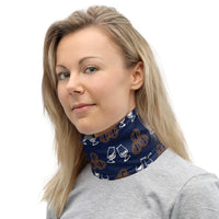 Stories & Sips Irish Whiskey Neck Gaiter