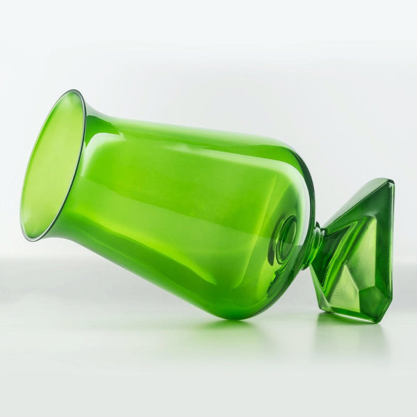 Green Túath Glass Set