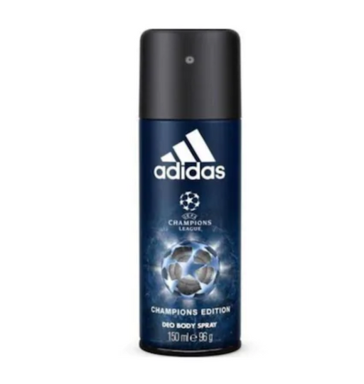 ADİDAS 150 ML DEO CHAMPIONS LEAGUE STAR EDITION *6