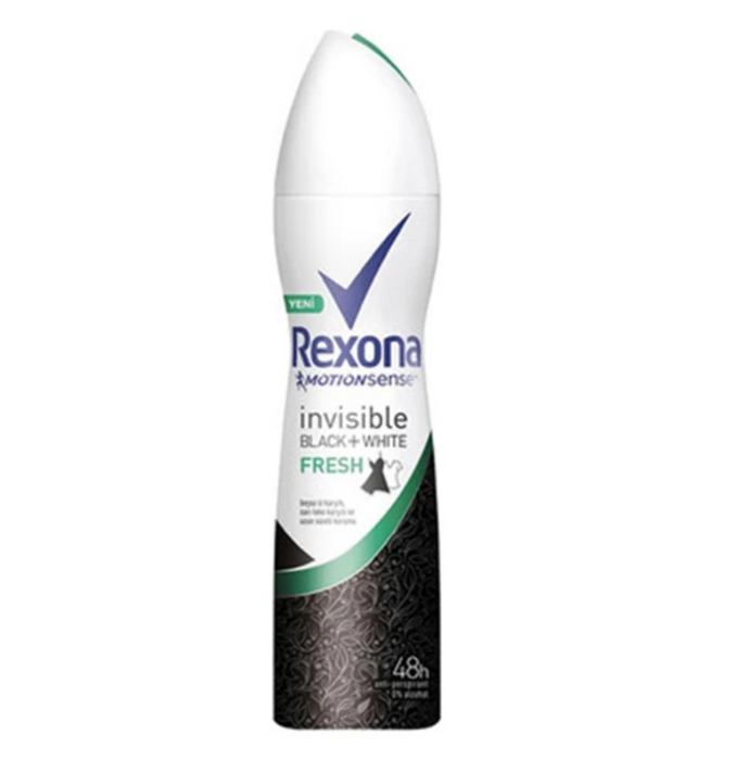 REXONA ANTEROS W DEO INSIVIBLE& FRESH 150ML*6