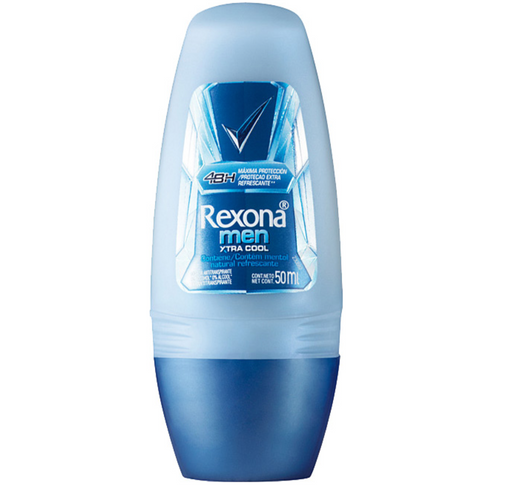 REXONA ROLL-ON 50 ML EXTRA COOL *24