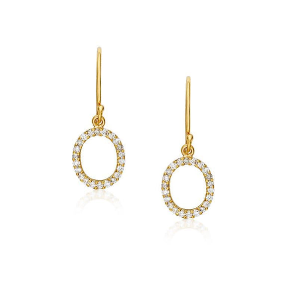 Bianca Diamond Earrings