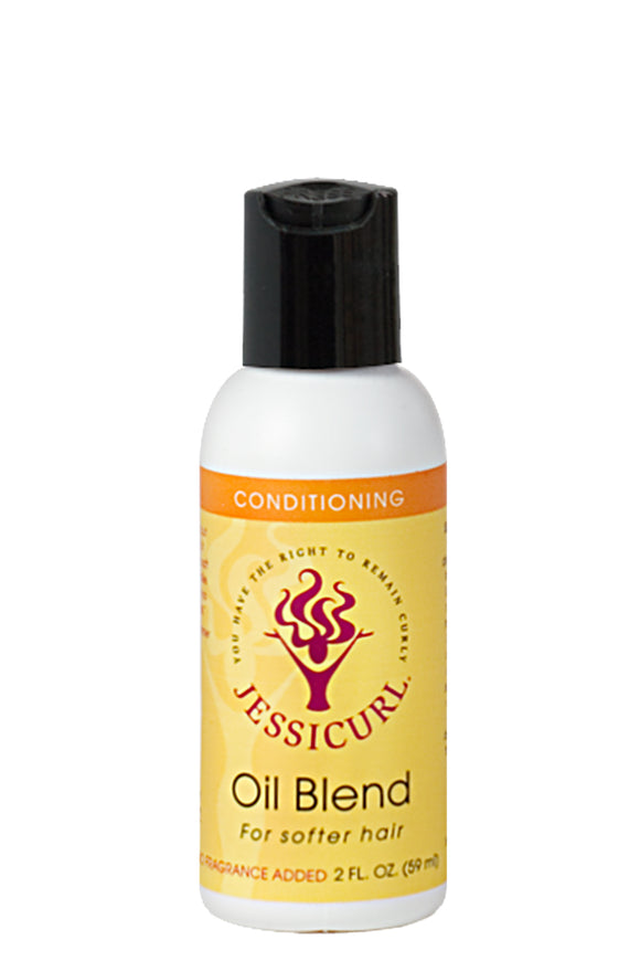Jessicurl - Oil Blend for Softer Hair