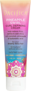 Pacifica - Pineapple Swirl Curl Defining Cream 4 fl oz (118ml)