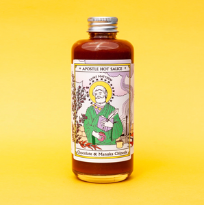 Saint Matthew - Chocolate & Manuka Chipotle