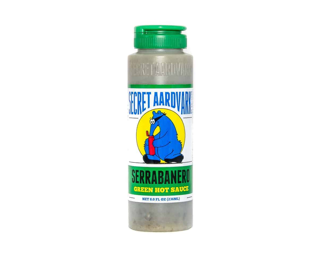 Serrabanero Green Hot Sauce