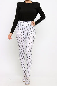 $$$ Footie Leggings