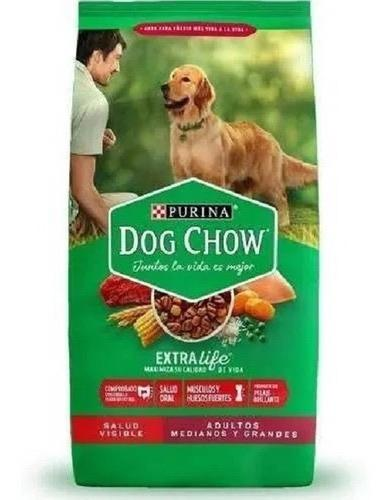 Alimento para Perro Dog Chow Adulto 25kg Alimento Seco Perros Dog Chow
