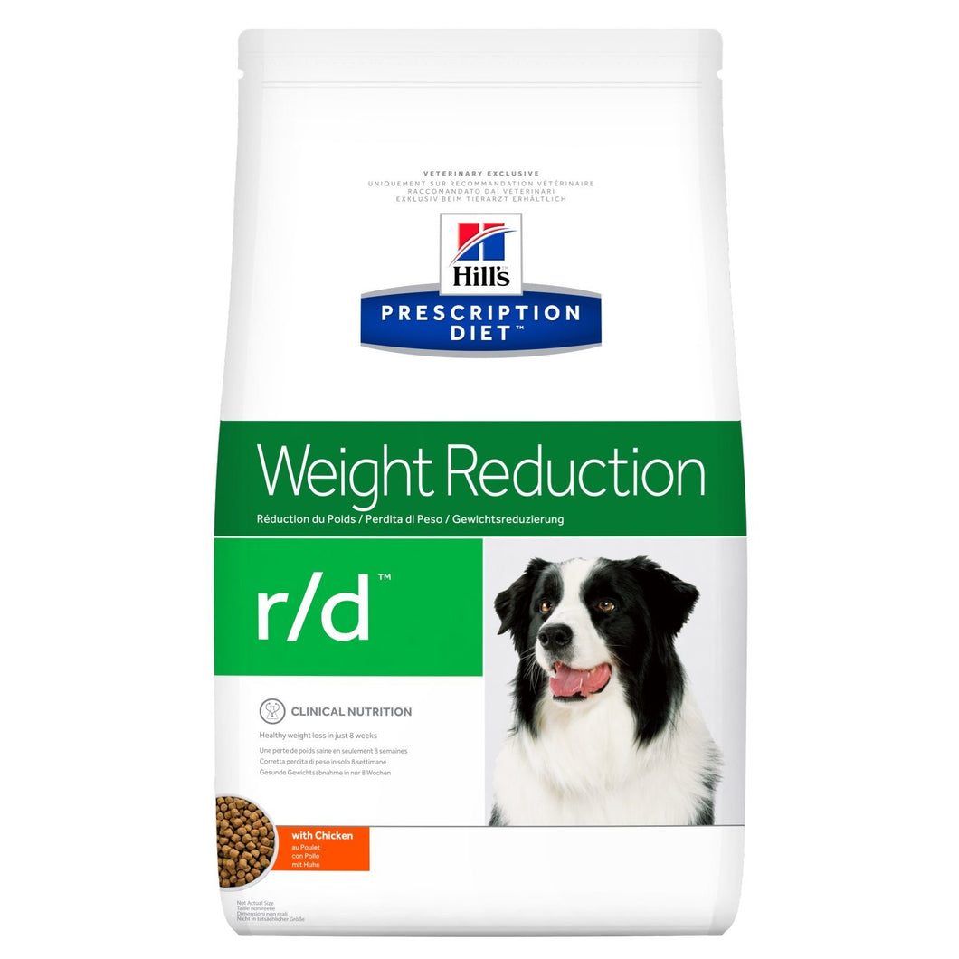 Alimento para Perro Hill's Prescription Diet R/D Large Adult 12.5kg Alimento Seco Perros Hill's