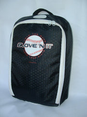Black w/White Trim GLOVE 'N IT Bags