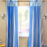 Carvey Curtain Collection Single Panel 1pc 55 x72 Inches
