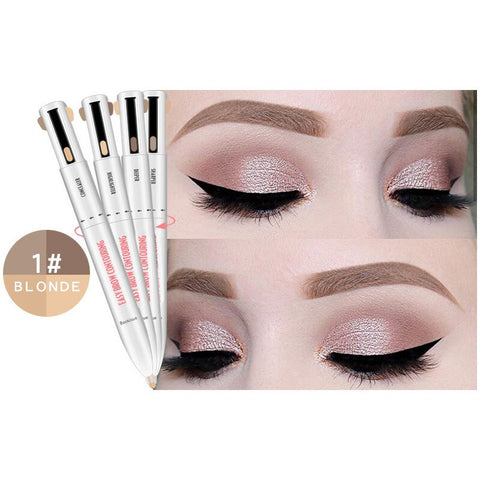 4in1  Eye Brow Pencil