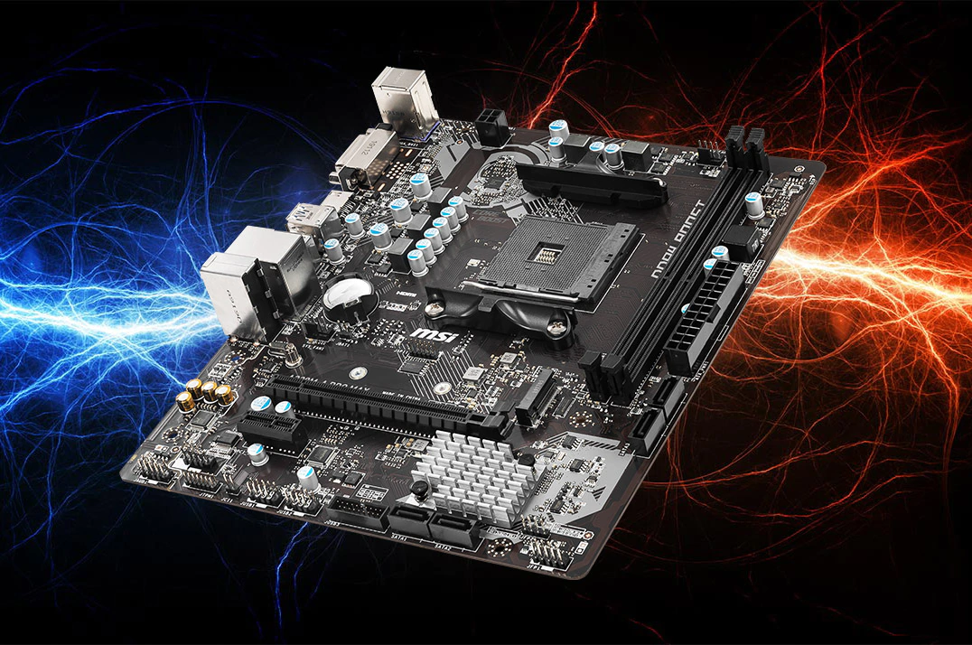 MSI AM4 Motherboard Enhance Performance