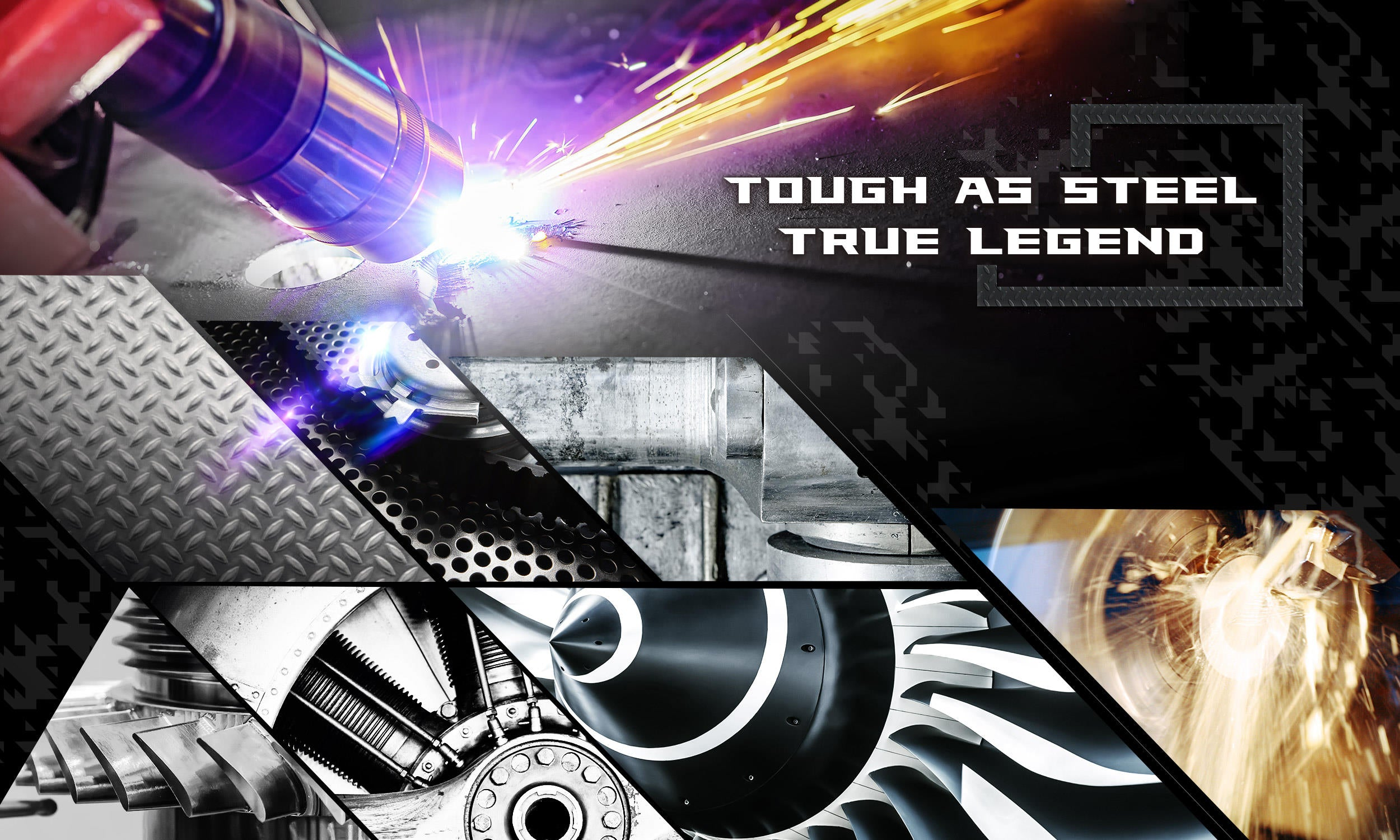 Tough As Steel - Steel Legend