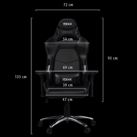 Todak Alpha Premium Gaming Chair