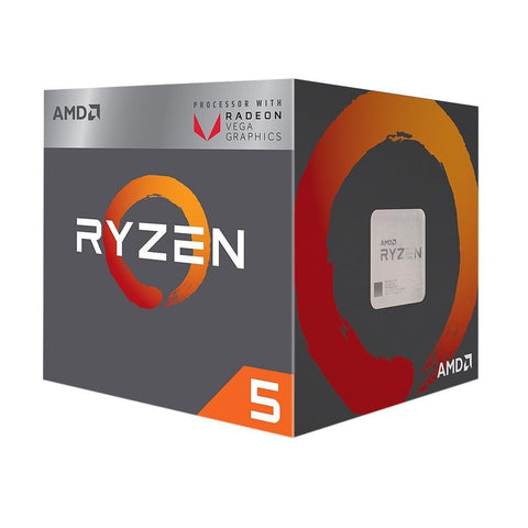 AMD Ryzen™ 5 2600 Desktop Processor - DMBTech