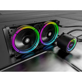 Aigo Darkflash Symphony TR240 AIO ARGB Water Cooling - DMBTech