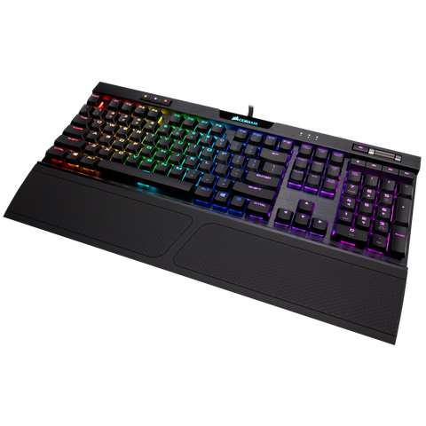 CORSAIR K70 RGB MK.2 Low Profile Mechanical Gaming Keyboard — CHERRY® MX Low Profile Speed - DMBTech
