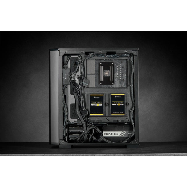 CORSAIR Carbide Series 175R RGB Tempered Glass Gaming Casing