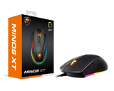 COUGAR MINOS XT Design For Gaming Enthusiasts Gaming Mouse