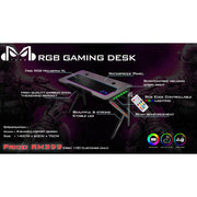 Gaming RGB Desk