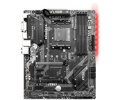 MSI AMD Motherboard