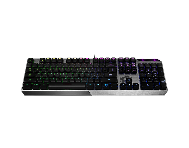 MSI VIGOR GK50 LOW PROFILE Gaming Keyboard