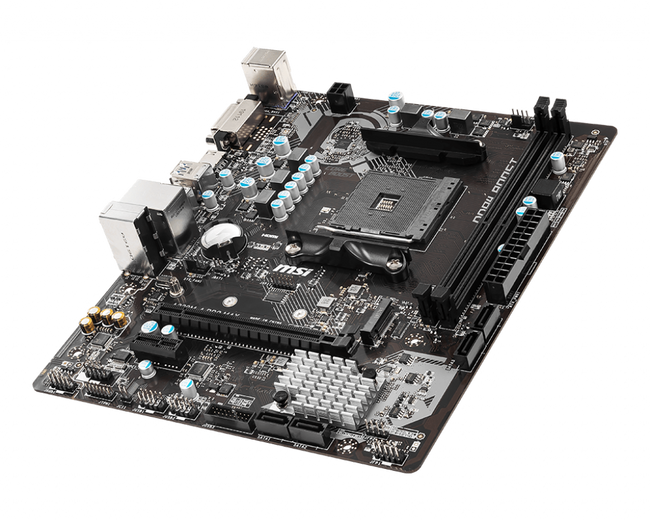 MSI AM4 Motherboard