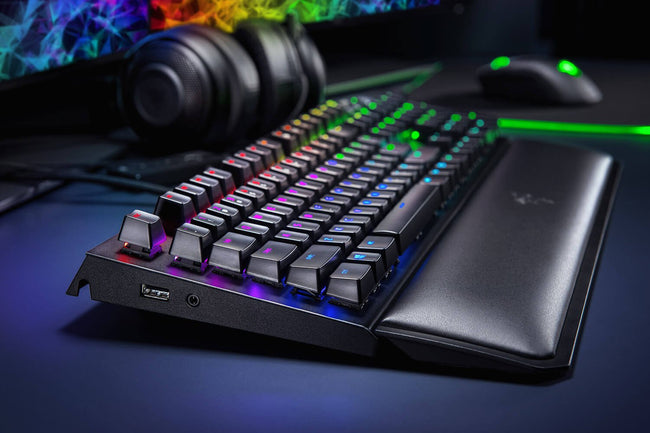 Razer Blackwidow Elite (Green Switch)
