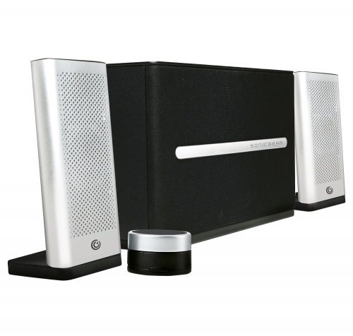 SonicGear Space 7 Hi-Fi Bluetooth Speakers