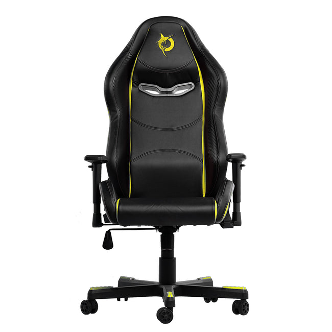 Todak Alpha Standard Gaming Chair - Yellow