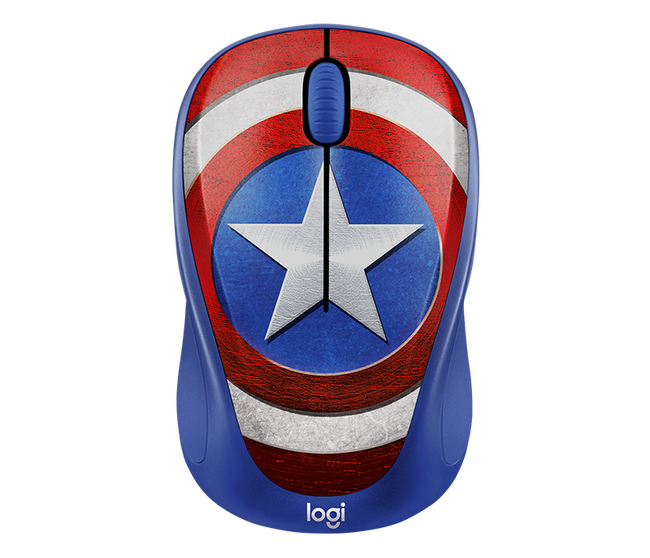 Marvel Captain America Mouse