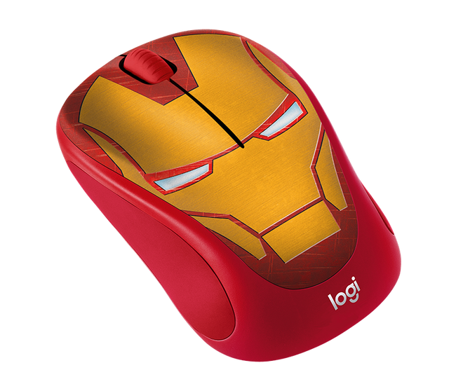 Marvel Ironman Mouse