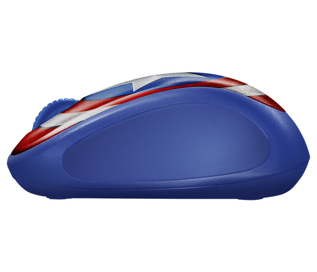Marvel Superhero Captain American Computer Mouse