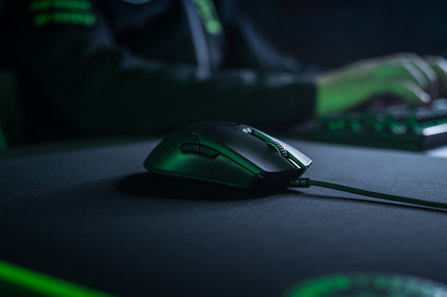 Razer Viper Ambidextrous Wired Gaming Mouse with Optical Switches