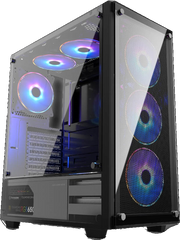 INVASION GX-900 ATX Gaming Casing White