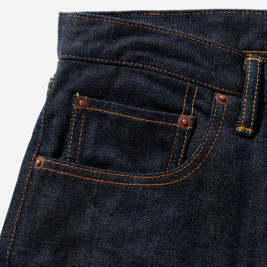 Beams Plus 5 pocket denim