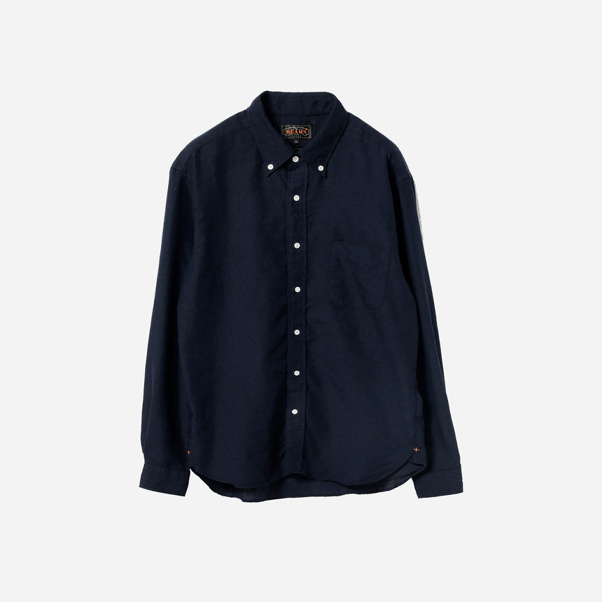 Beams Button Down Coolmax Linen