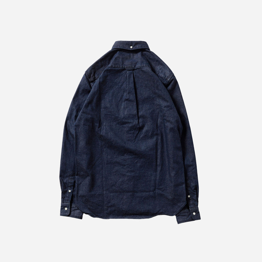 Beams Button Down Denim shirt