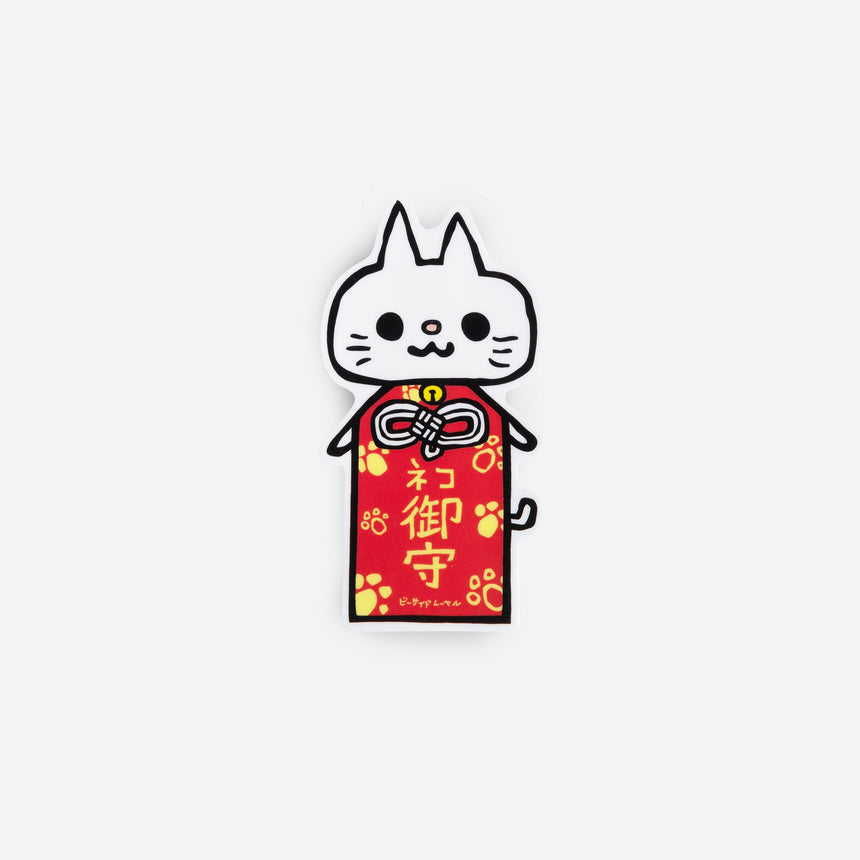 Cat stickers Neko omamori