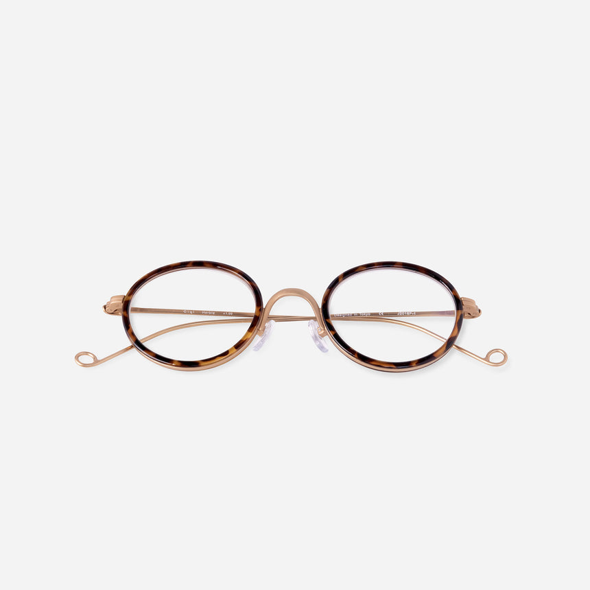 Herbie Vintage Brown reading glasses