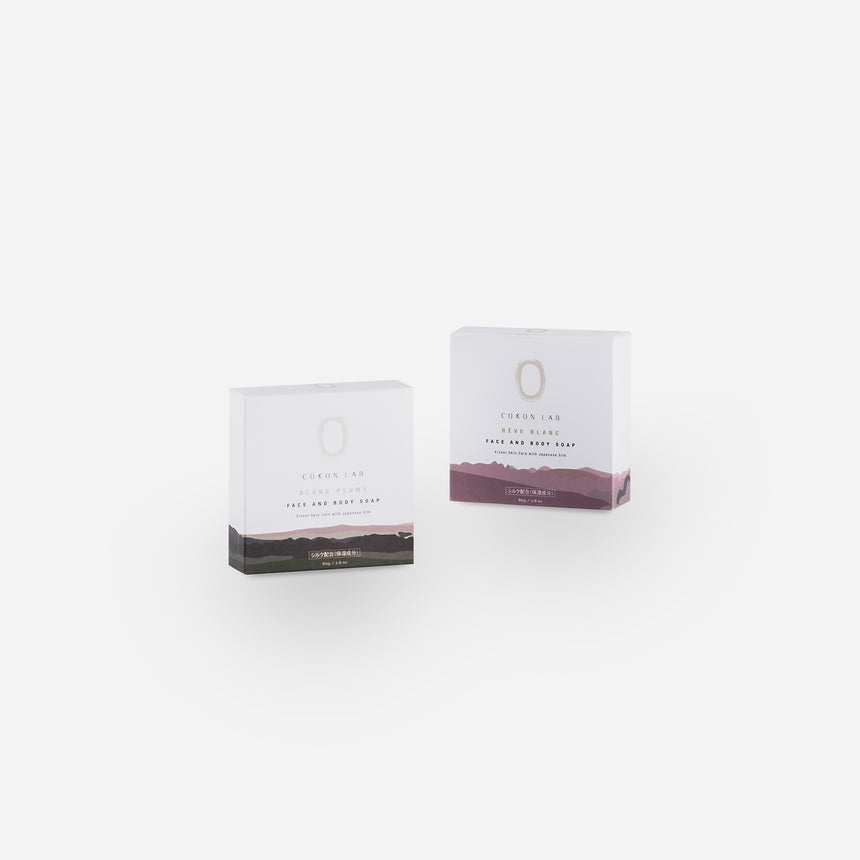 Cokon lab Face & Body Soap - TENOHA E-SHOP