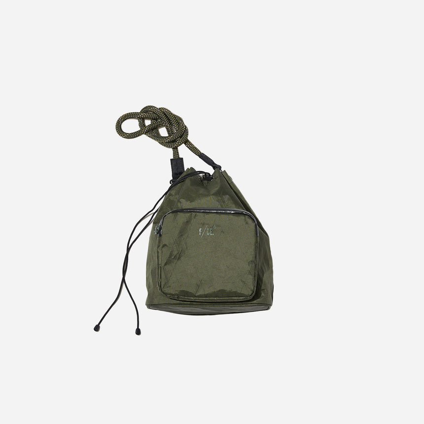 F/CE. Xpac Drawstring Shoulder bag